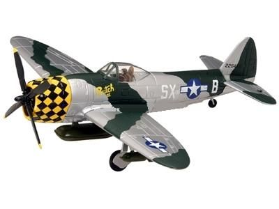 P-47D Thunderbolt Air Force