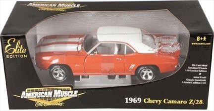 1969 Chevy Camaro Z/28 Limited