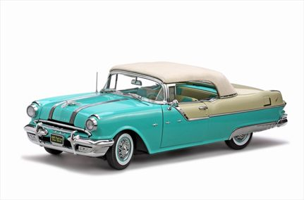 Pontiac Star Chief 1955 Convertible *1 Left*