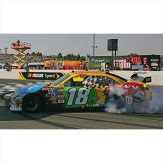 Kyle Busch #18 M&M's Infineon Win 2008 *LIMITED*