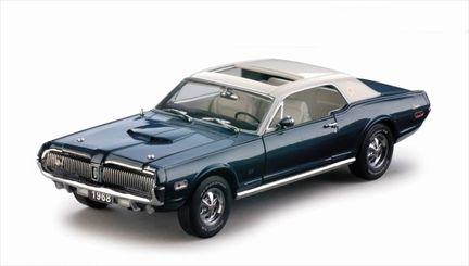 Mercury Cougar XR7G 1968 *Last One*