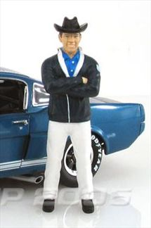 Carroll Shelby Figurine
