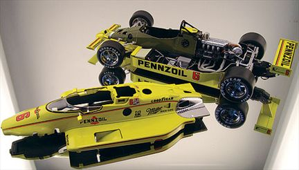 Rick Mears 6 Indy 500 1984 Winner