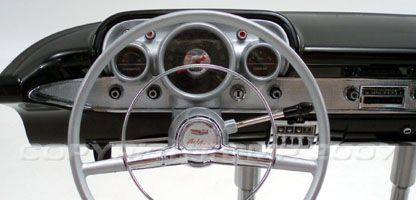 Chevrolet Bel Air 1957 DashBoard