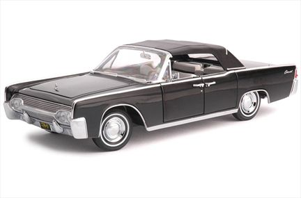 Lincoln Continental 1961 Convertible
