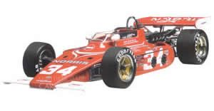 AAR Eagle 1972 Indy 500 #34 Sam Posey / Norris Eagle