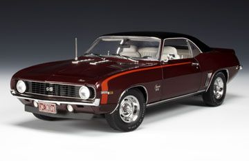 Chevrolet Camaro SS 350 1969  **Low stock**