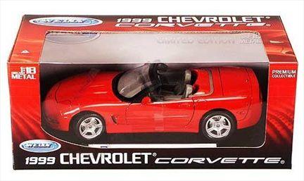Chevrolet Corvette 1999 Convertible