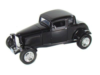 Ford Coupe 1932 Five-Window