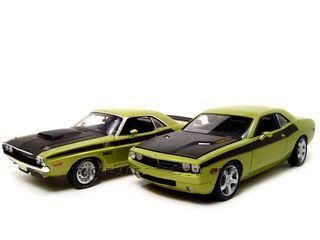 Dodge Challenger R/T 1970 ET Challenger Concept