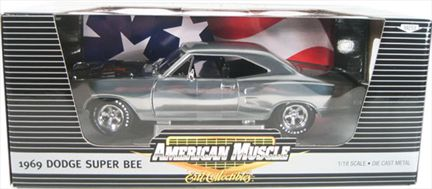 Dodge Super Bee 1969 Six Pack Chrome *Chase Car*