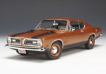 Plymouth Cuda 440 1969