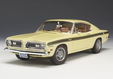 Plymouth Barracuda Formula S 383 1969