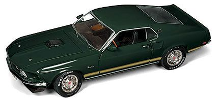 Ford Mustang GT 1969 *Last one*
