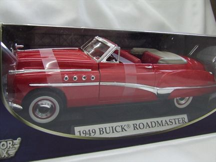 Buick Roadmaster 1949 Convertible