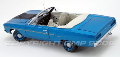Plymouth Road Runner 1970 Convertible **Reste peu**