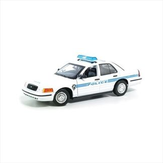 Ford Crown Victoria Police Charlotte-Mecklenburg