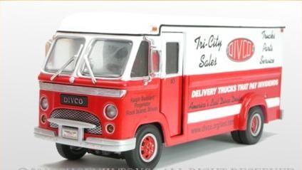 Divco 1961 Dividend Step Van
