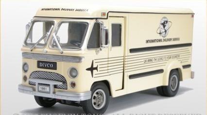 Divco 1961 Dividend Delivery Van