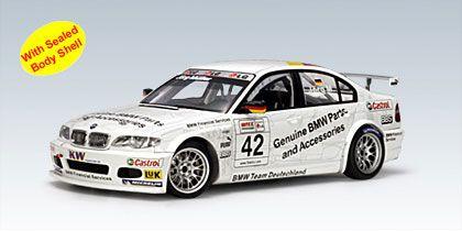 BMW 320i (E46) WTCC 2005 J. Muller #42