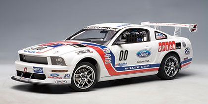 Ford Mustang Challenge FR500S 2007 #00
