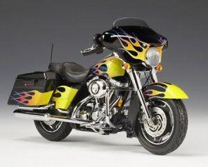 Harley-Davidson Street Glide California Kid Custom 2007