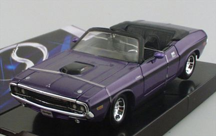 Dodge Challenger R/T 1970 Convertible