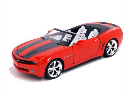 Chevrolet Camaro Convertible Concept 2007