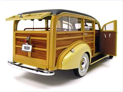 1939 Chevy Woody Wagon