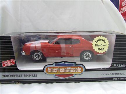 Chevrolet Chevelle SS 454 LS6