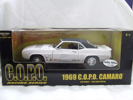 1969 C.O.P.O. Chevrolet Camaro Limited **Last One**
