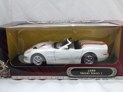 Ford Shelby Series 1 1999 Convertible