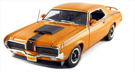 Mercury Cougar Eliminator 1970 (1 In stock)