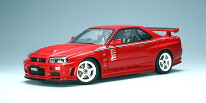 Nissan Skyline GT-R (R34) Nismo R-Tune Version