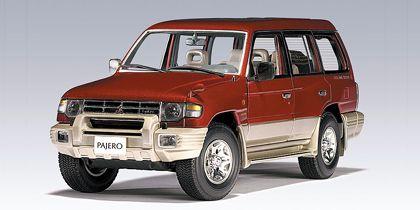 Mitsubishi Pajero LWB 1998 (LHD)