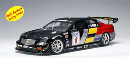 Cadillac CTS-V SCCA World Challenge GT 2005 A. Pilgrim #8