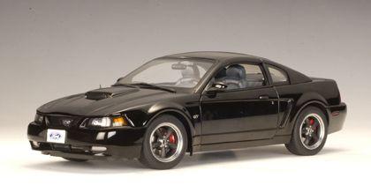 Ford Mustang GT Bullitt 2001