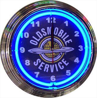 Horloge À Néon