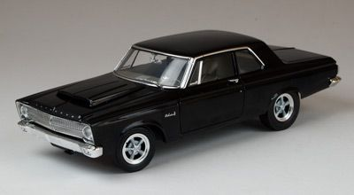 Plymouth Hemi Belvedere A990 1965