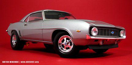 Chevrolet Camaro 427 Super Street 1969