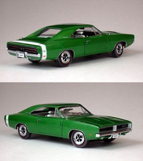Dodge Charger R/T 1969 440