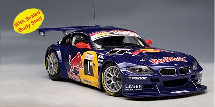 Bmw Z4 Coupe Quot Red Bull Quot