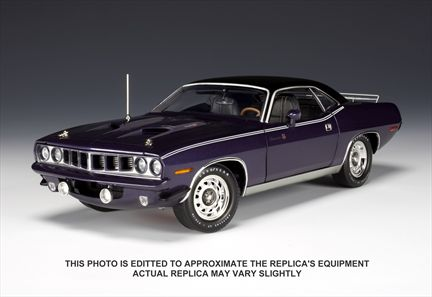 Plymouth Barracuda Gran Coupe 1971