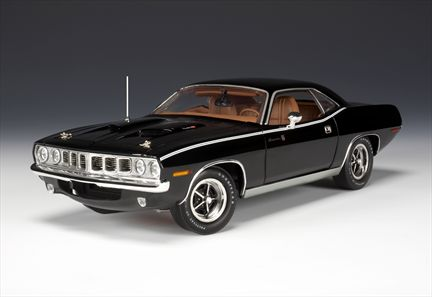 Plymouth Barracuda Grand Coupe 1971