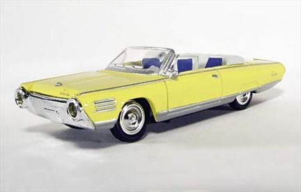 1964 Chrysler Turbine Car