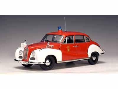 BMW 1962 502 Fire Brigade