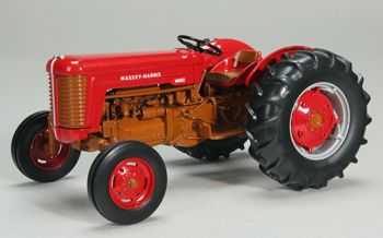 Massey-Harris 50 Gas Tractor