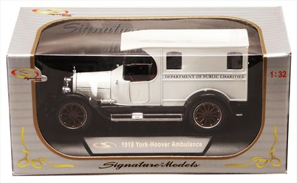 York-Hoover Ambulance 1918