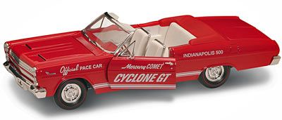 Mercury Cyclone GT 1966 Indy 500