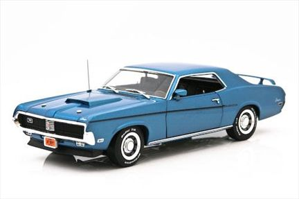 Mercury Cougar Eliminator 1969